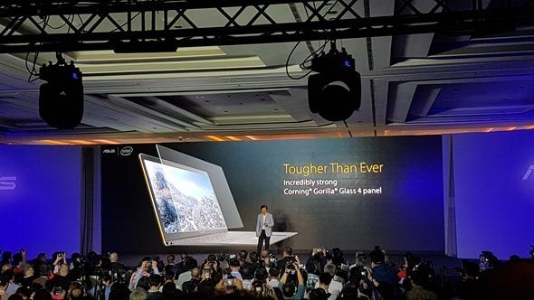 華碩 Zenvolution 發表全新 ZenBook 3、Transformer 3,外型、效能、價格驚豔全場 20160530_140624