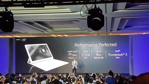 華碩 Zenvolution 發表全新 ZenBook 3、Transformer 3,外型、效能、價格驚豔全場 20160530_141800