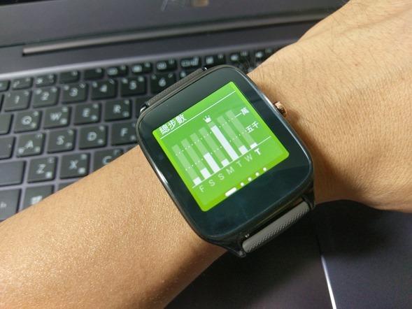 評測/ASUS智慧手錶 ZenWatch 2快充進化版+悠遊卡晶片錶帶,好用到沒有朋友! IMAG0309