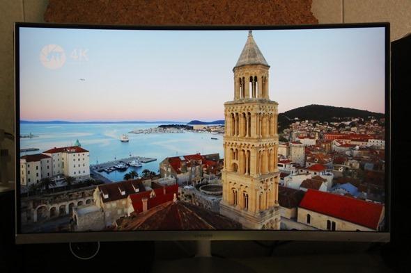 電腦螢幕也有劇院級的影音享受,Samsung C27F591FDE 曲面顯示器評測 IMG_2820