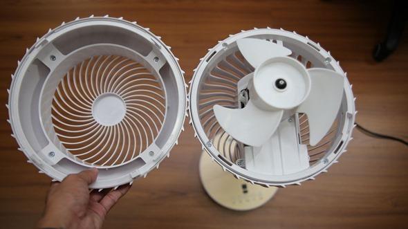 夏天就吹這台!小太陽3D超炫風DC扇(創風機)~冷涼舒服又省電 IMG_2979