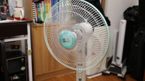 夏天就吹這台!小太陽3D超炫風DC扇(創風機)~冷涼舒服又省電 IMG_2993