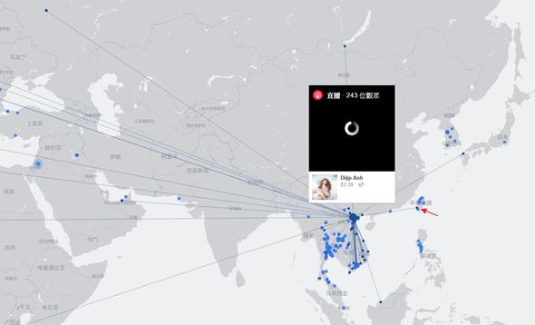 Facebook 直播地圖 LiveMap,讓全世界網友發現你的直播內容 img-34
