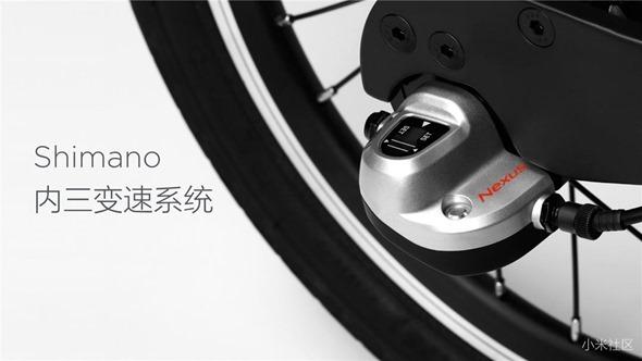 不騎平衡車啦!米家電助力摺疊自行車發表,售價 2999 人民幣 097134cadc3e551be4924b7e0641b9fa