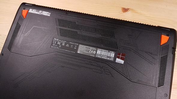 輕、薄、VR 跑得動!ASUS ROG 首款 STRIX 高效能電競筆電 GL502 來囉! (含效能實測) 20160526_155759