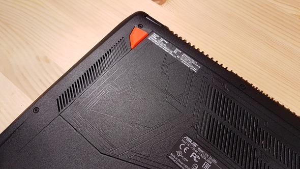 輕、薄、VR 跑得動!ASUS ROG 首款 STRIX 高效能電競筆電 GL502 來囉! (含效能實測) 20160526_155826