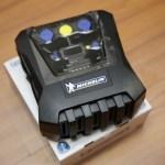 開箱/汽機車、玩具通用 米其林數位自動高速打氣機(12266),輕便好攜帶