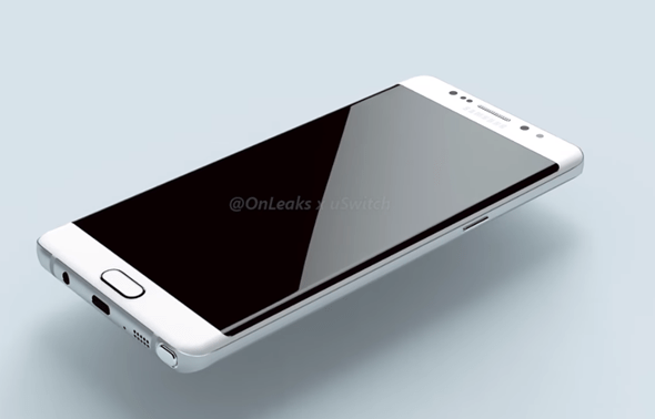Samsung Galaxy Note 6/7 電腦繪圖照來了,看似 Note 5 和 Galaxy S7 Edge 合體 image-2