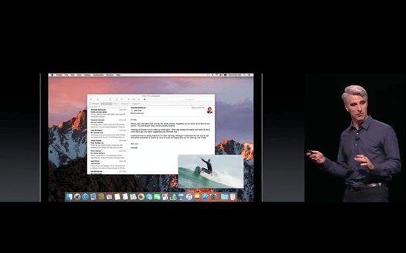 OS X再會,macOS Sierra 迎接新局,加入 Apple Pay、Siri,九月開放免費更新 image-28