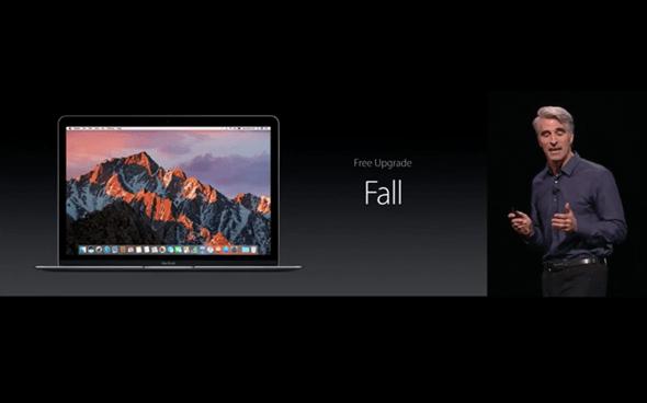 OS X再會,macOS Sierra 迎接新局,加入 Apple Pay、Siri,九月開放免費更新 image-33