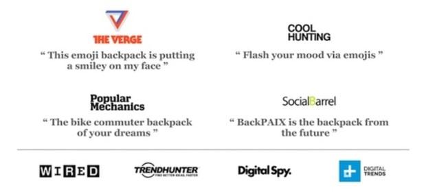 MIT 智慧背包闖美國,國際媒體盛讚:引領未來世代的都會潮包! 1