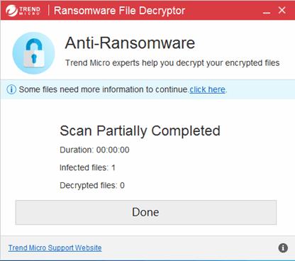 勒索病毒 AutoLocky、BadBlock、777、XORIST、XORBAT、Cerber 解密工具 2-2