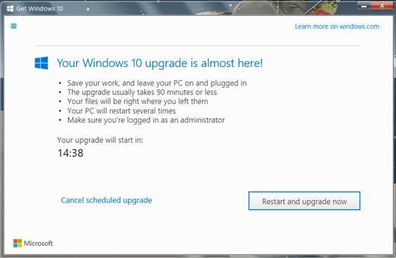 淺談:升級Windows 10嗎?7月29日免費升級前你還能多想一些 3175423