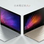 最期待的小米筆記本Air終於發表,比輕還要更輕薄,售價4999人民幣