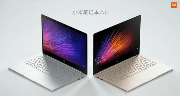 最期待的小米筆記本Air終於發表,比輕還要更輕薄,售價4999人民幣 68-1
