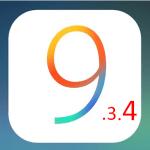 緊急發布!Apple 釋出 iOS 9.3.4 重要安全性更新
