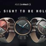 IFA 2016/ASUS 首款圓形智慧錶 ZenWatch 3 耀眼登場