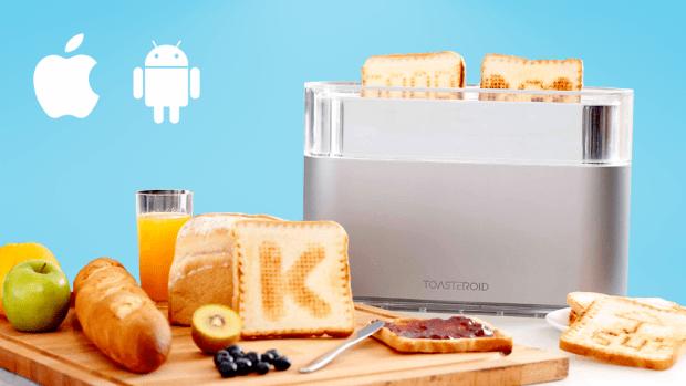進擊的烤土司機 Toasteroid :生活或許一成不變,但早餐的土司不行! 00