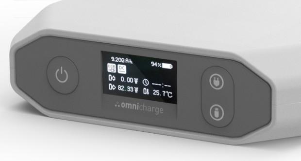 能改變電壓與交直流電的智慧行動電源 Omnicharge,史上最輕巧! 7