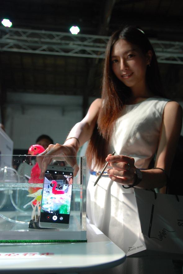 三星最強旗艦 Galaxy Note 7 正式發表上市,今天開始預購! DSC_0006