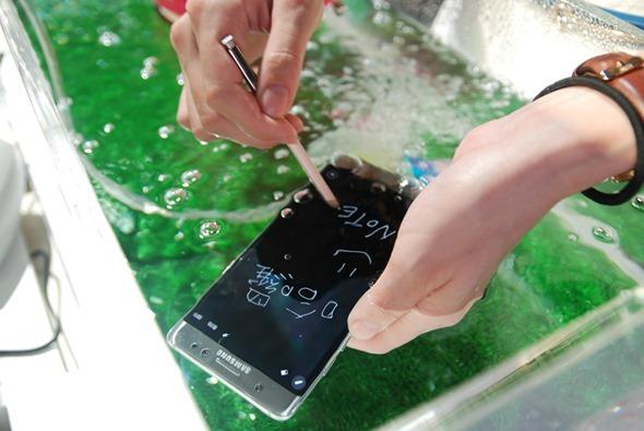 三星最強旗艦 Galaxy Note 7 正式發表上市,今天開始預購! DSC_0011