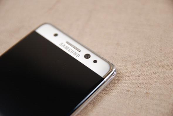 全機防水搭載!具備虹膜辨識、S Pen 功能再強化:SAMSUNG Galaxy Note 7 實用性完整大評測 DSC_0069