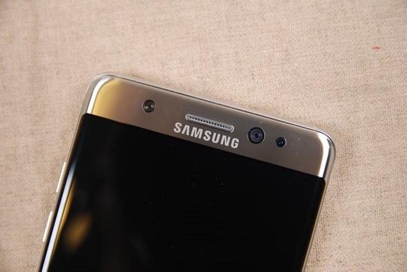 全機防水搭載!具備虹膜辨識、S Pen 功能再強化:SAMSUNG Galaxy Note 7 實用性完整大評測 DSC_0070