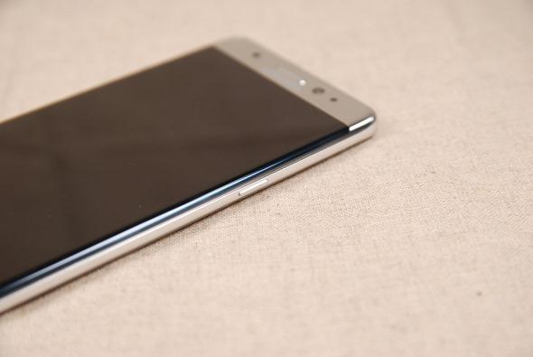 全機防水搭載!具備虹膜辨識、S Pen 功能再強化:SAMSUNG Galaxy Note 7 實用性完整大評測 DSC_0083