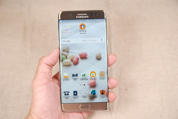 全機防水搭載!具備虹膜辨識、S Pen 功能再強化:SAMSUNG Galaxy Note 7 實用性完整大評測 DSC_0125