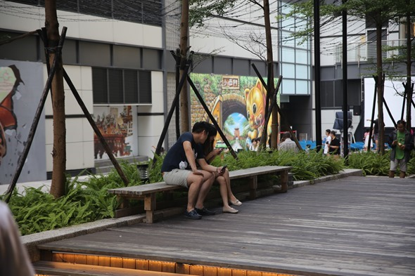 鏡頭直擊/捕捉台南各處 Pokemon GO 「街頭訓練師」 IMG_3836