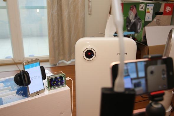 開箱/飛利浦空氣清淨機(AC4014),自動偵測空氣品質保持室內空氣最佳狀態 IMG_4029