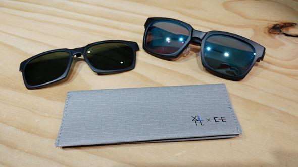 開箱/網友瘋搶 XLTt 濾藍光時尚機能墨鏡(Xuan款),輕盈百搭、室內外適用 20160830_140355