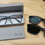 開箱/網友瘋搶 XLTt 濾藍光時尚機能墨鏡(Xuan款),輕盈百搭、室內外適用