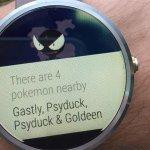 挖出內幕!Android Wear將可玩Pokmeon Go,程式碼已經預備完成