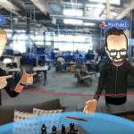 VR社交來了!Facebook 創辦人在 Oculus Connect 上展示虛擬實境社交互動
