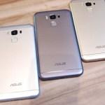 決戰大螢幕、大電池手機! 華碩再推出 ZenFone 3 Max 超長續航力!