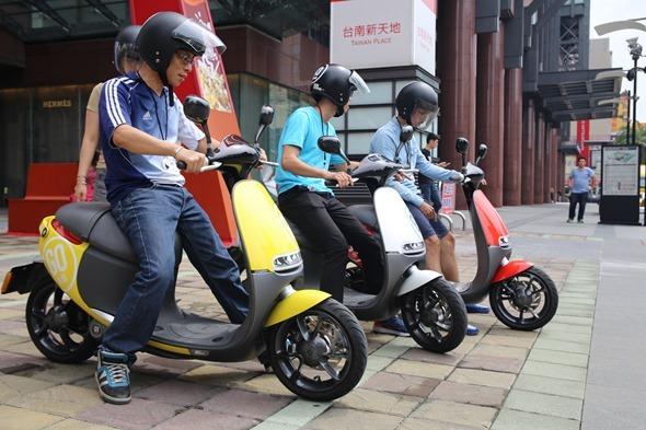 Gogoro台南最新購車優惠、補助與門市/換電站資訊這裡看 IMG_4607