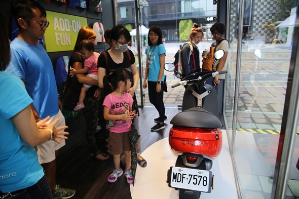 Gogoro台南最新購車優惠、補助與門市/換電站資訊這裡看 IMG_4617