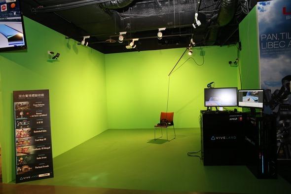 一定要來玩!HTC與三創攜手打造台灣首間VIVELAND虛擬實境樂園 IMG_5241