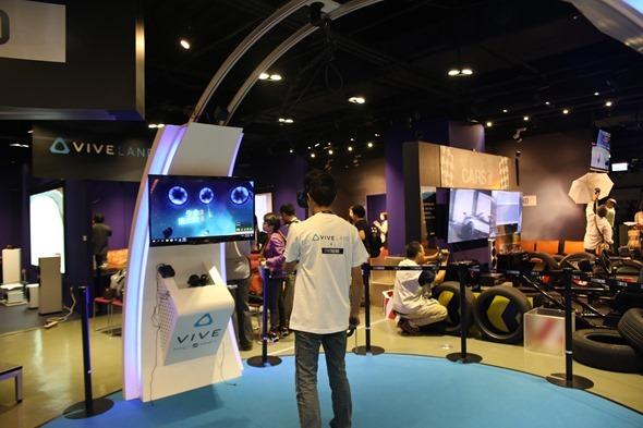 一定要來玩!HTC與三創攜手打造台灣首間VIVELAND虛擬實境樂園 IMG_5254