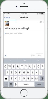 Facebook推出Marketplace功能,線上買賣、開店3步完成! composer_us