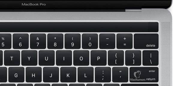 Apple新版MacBook Pro將導入 Magic Toolbar,支援Touch ID並可與應用程式連動使用 macbook_pro_magic_mr