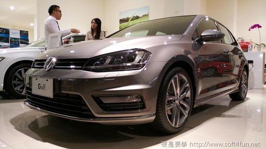 更值得入手的福斯Volkswagen Golf MK7 280 R-Line 01