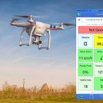 飛空拍機/無人機必裝天氣App,適不適飛不用碰運氣