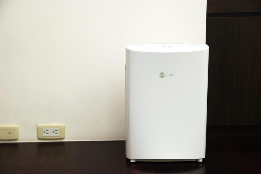 [黃瑽寧醫師推薦] BRISE C200 人工智慧空氣清淨機評測 - DSC 0034