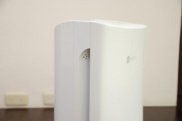 對抗過敏最聰明的 BRISE C200 空氣清淨機 (黃瑽寧醫師介紹) DSC_0046