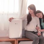 [黃瑽寧醫師推薦] 最懂台灣空氣品質,BRISE C200 人工智慧空氣清淨機