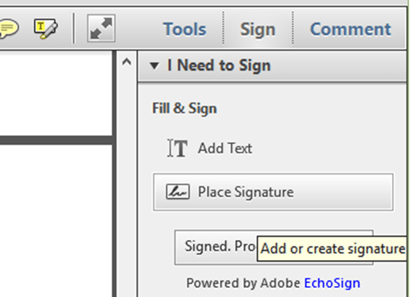 create-sign