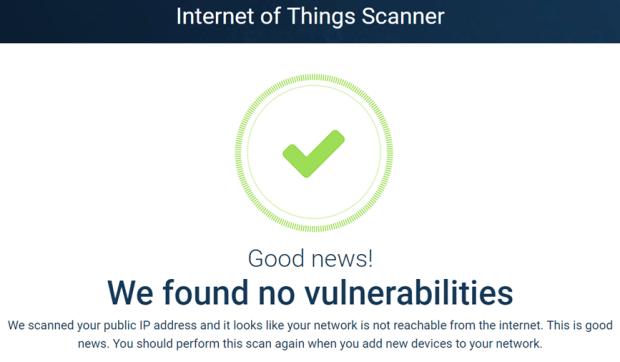 用Ineternet Of Things Scanner掃描IoT設備是否被公開暴露 00202