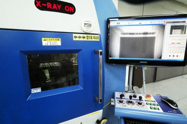 三星公布 Note 7 起火時間調查結果,原因就是它! 04-8-Point-Battery-Safety-Check_X-ray